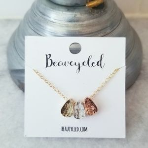 Beaucycled Necklace